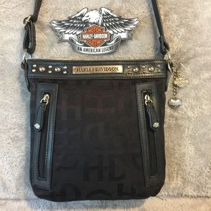 Signature Harley Davidson Bag